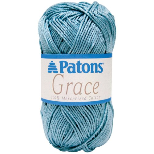 Patons Grace Yarn Snow On Onbuy