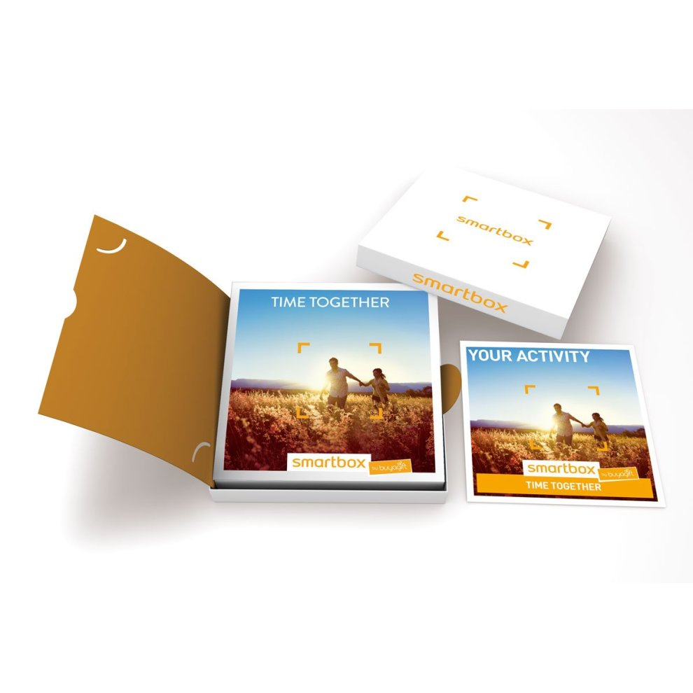c235cb9b2370 ... Buyagift Time Together Gift Experiences Box - 760 ideal gifts for  couples to create special moments ...