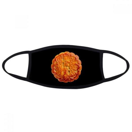 Egg Yolk Moon Cake Mid-Autumn Festival Face Anti-dust Mask Anti Cold Maske Gift