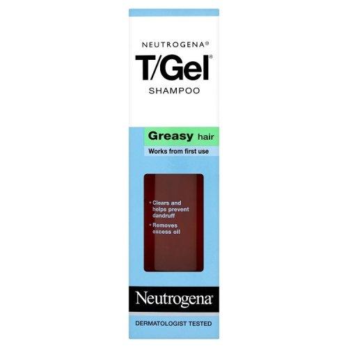 Neutrogena T/Gel Dandruff Shampoo For Greasy Hair 250ml
