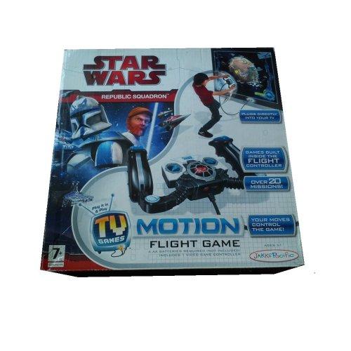 Star Wars Plug & Play Motion Flight Game