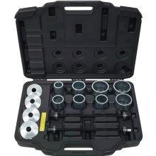 KS Tools 20-piece Universal Car Bearing Press and Pull Sleeve Tool Kit