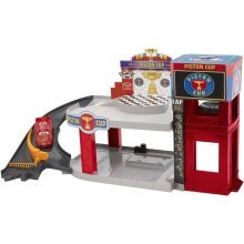 Cars Piston Cup Racing Garage DWB90