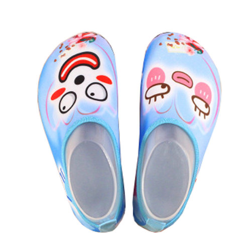 Children Sand Socks Water Skin Shoes Diving Socks,Clown 17cm