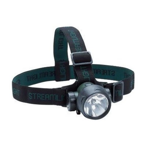 Streamlight 61051 Trident Multi Bulb Head-Lamp With Leds and Zenon Bulbs