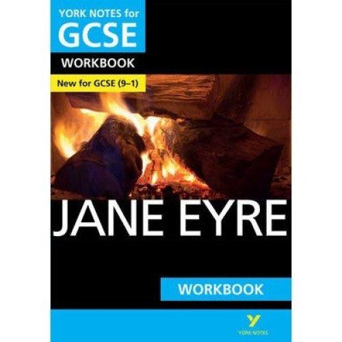 Jane Eyre: York Notes for Gcse (9-1) Workbook