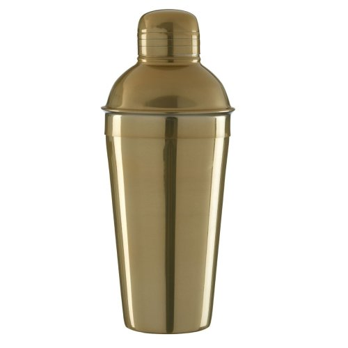 Mixology Cocktail Shaker With Matching Lid