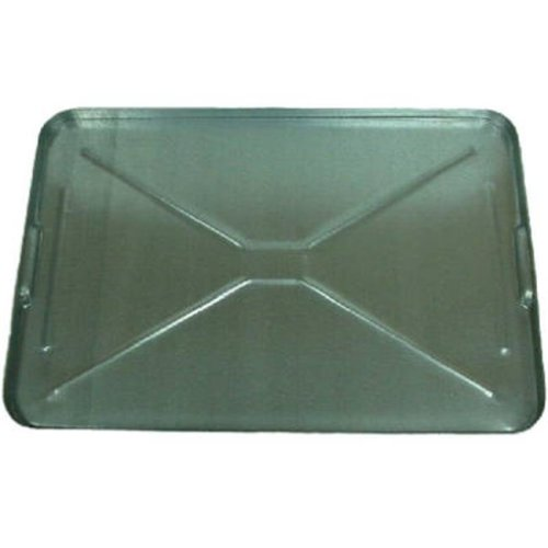 S & K Products 700 17.5 in. Galvanized Steel Drip Pan
