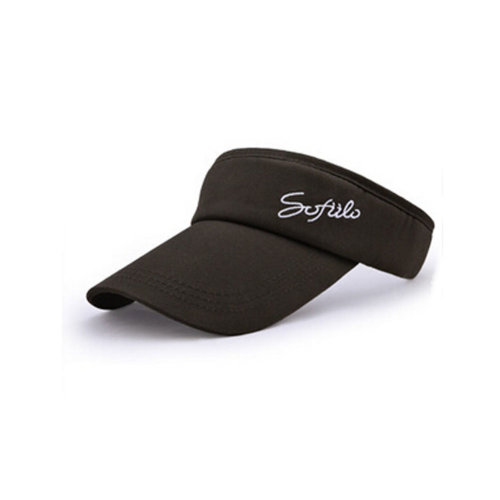 Boys'&Girls' Summer Fanshional Visor HatBaseball Tennis Sport Hat Light Black