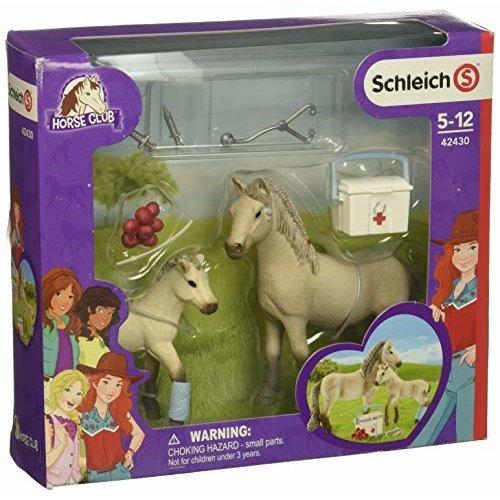 Schleich 42430 Horse Club Hannah's First-aid kit (New)