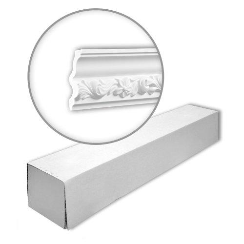 Profhome 150259 Cornice moulding 1 Box 18 pieces | 36 m