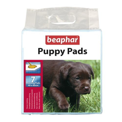Beaphar Puppy Pads 7pk (Pack of 6)