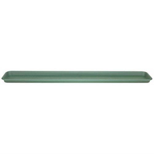Stewart Garden Terrace Trough Tray - 40cm - Green (2061019)
