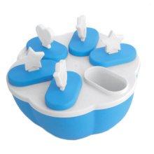 Reusable DIY Frozen Ice Cream Pop Molds Ice Lolly Makers-09