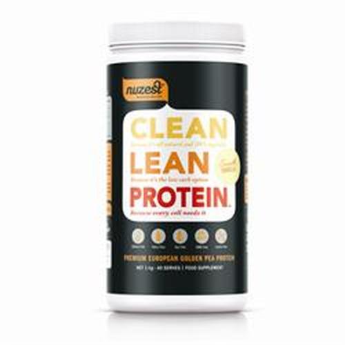 'nuzest' Clean Lean Protein Vanilla 1kg