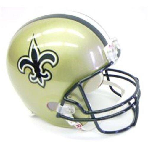 New Orleans Saints Riddell Deluxe Replica Helmet