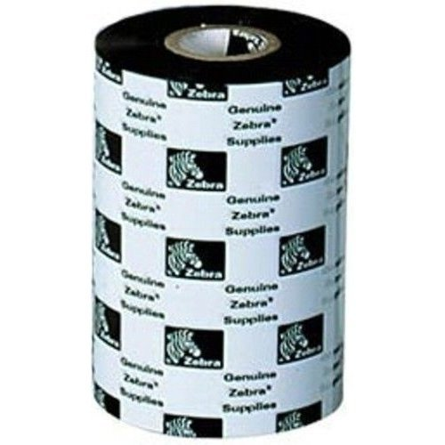 Zebra 3200 Wax/Resin Ribbon 84mm x 74m printer ribbon