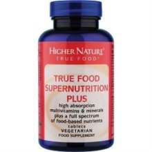 Higher Nature True Food Chromium Gtf 90 Tablets