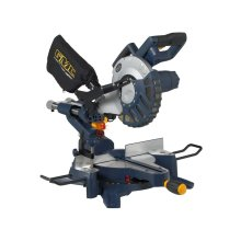 210mm 1200w Gmc Compound Mitre Saw - Gm210c.