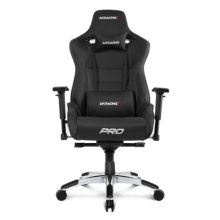 AKRacing Masters Series Pro Gaming Chair, Black, 5/10 Year Warranty