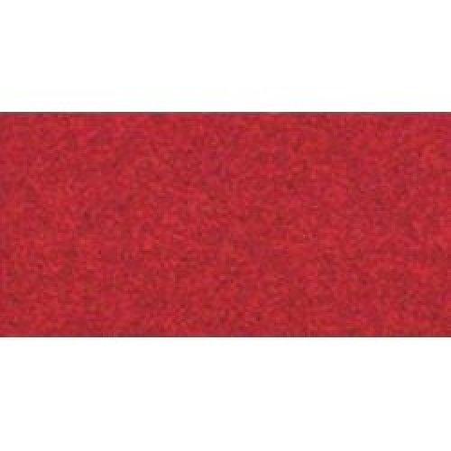 "American Crafts Glitter Adhesive Vinyl Roll 12""X48""-Crimson"