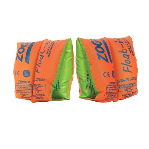 Zoggs Babies Safe Float Arm Bands - Orange, Under 1 Years
