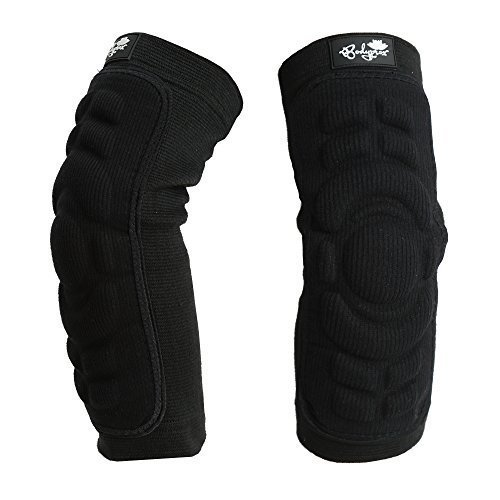 Bodyprox Elbow Protection Pads 1 Pair (Small), Elbow Guard Sleeve