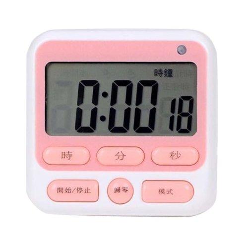 Kitchen Timer/Reminder/Student Electronic Stopwatch/Countdown Timer,C08