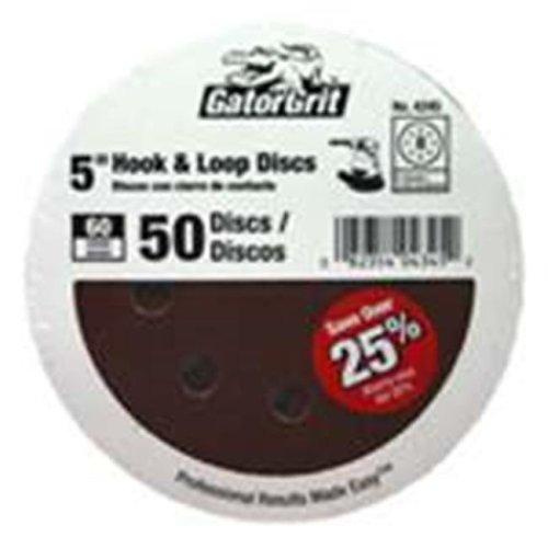 Ali Industries 4344 Gator 5 In. 8 Hole H Loop No. 80