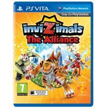 Invizimals: The Alliance (Playstation Vita)