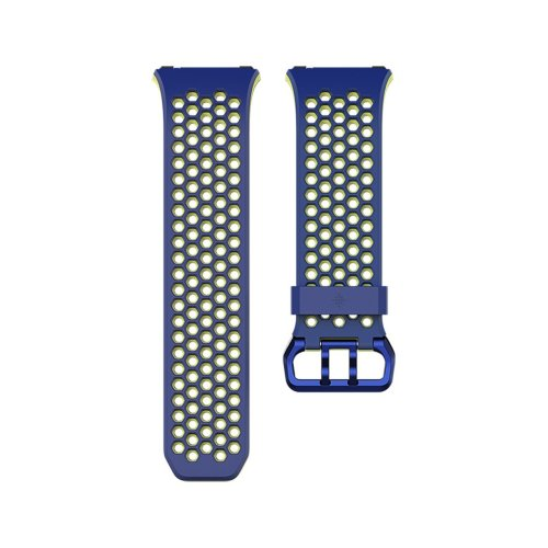 Fitbit Unisex Ionic Sport Band, Blue, Small