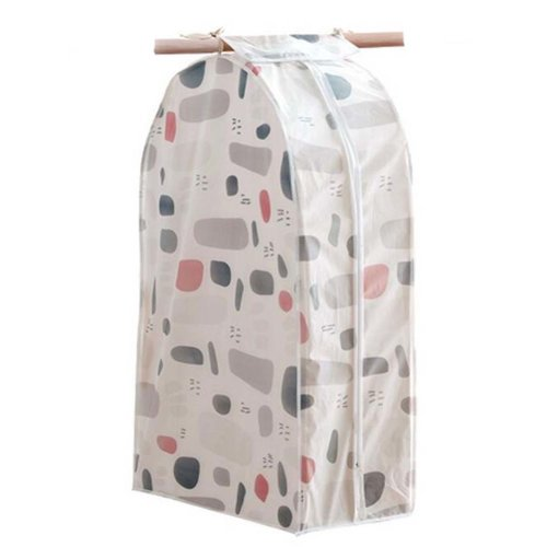 2Pcs Larger Home Portable Clothes Dust-proof Cover Waterproof Cover