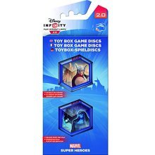 Disney Infinity 2.0 Marvel Toy Box Game Discs (Xbox One/PS4/Nintendo Wii U/PS3/Xbox 360)
