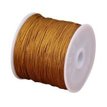Jewelry Beading Cords for Bracelet Making - Earth Yollow