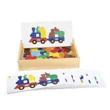 Guidecraft Animal Train Sort and Match