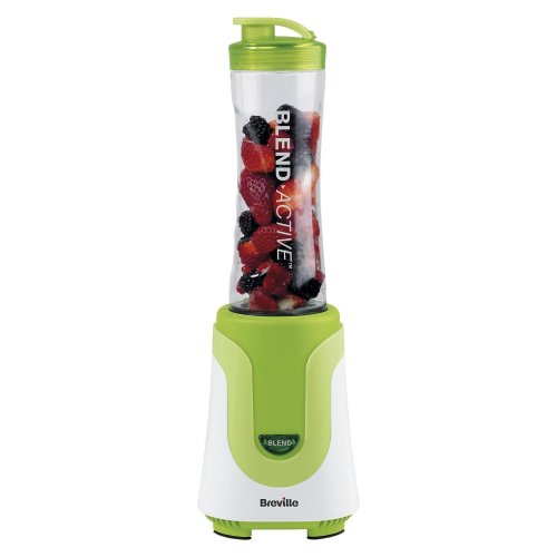 Breville Blend-Active Personal Blender 300W White/Green (Model No. VBL062)