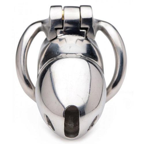 Rikers Locking Chastity Cage  BDSM Bondage - Master Series