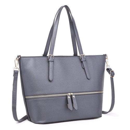 Miss Lulu Women Handbag PU Leather Shoulder Bag on OnBuy 57383677669ee
