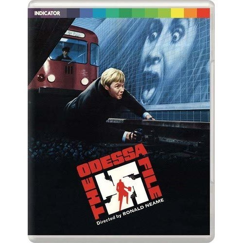 The Odessa File - Limited Edition Blu Ray [Blu-ray] [Region Free]