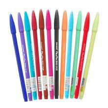 Set of 12 Color Pen Colour Marker Fine Point  Mark Pen Color Set, Colorful NO.3