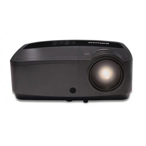 Infocus IN2124X Desktop projector 4200ANSI lumens DLP WXGA (1280x800) 3D Black data projector