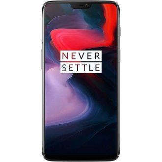 ONEPLUS 6 128GB (8GB RAM) A6000 Mirror Black