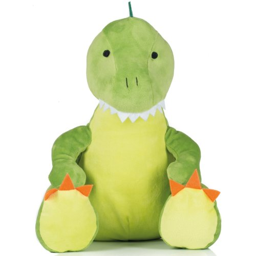 Mumbles Childrens/Kids Zippie Plush Dinosaur Toy