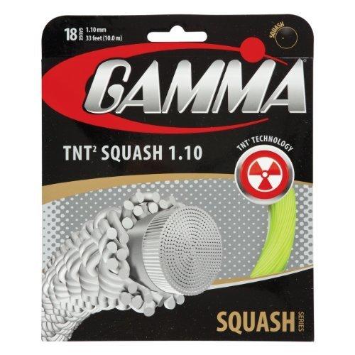 Gamma TNT2 Squash 18g String
