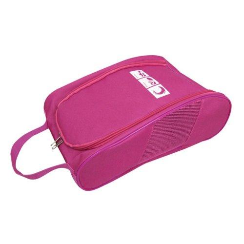 Portable Travel Shoe Bag Fashion Storage Bag Shoes Organizer ROSE
