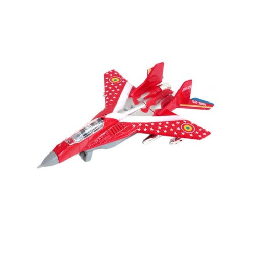 Children's Aircraft Model Toys Simulation Fighter / Airliner Boy Gift_MG-29#1