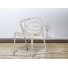 Dining room chair - living room chair - garden chair - BEND