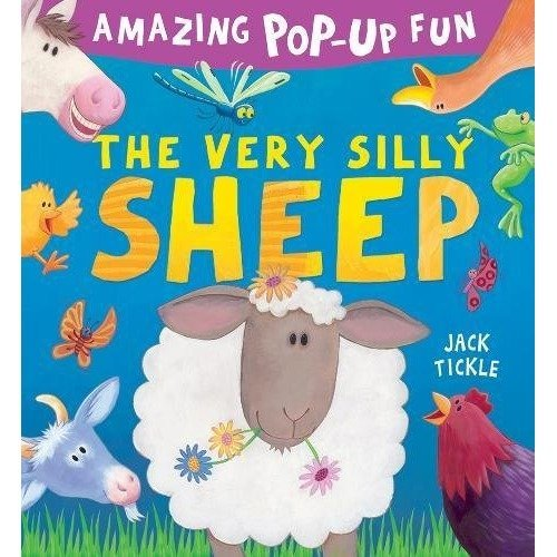 The Very Silly Sheep (peek-a-boo Pop-ups)