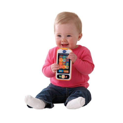 VTech Baby Baby's First Smartphone Interaction & Discovery Toy