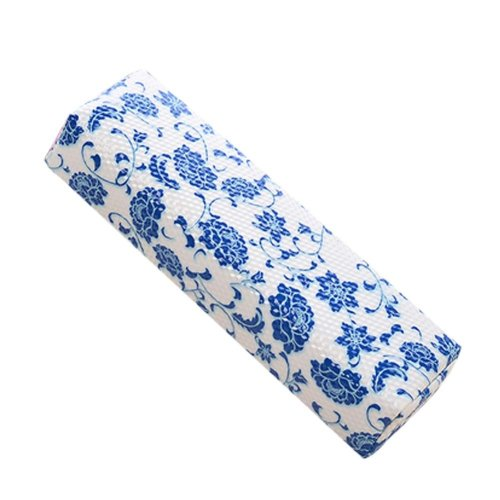 Nail Art Pad Soft Hand Cushion PU Leather Armrest Pillow Salon Hand Holder [I]